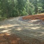 New Gravel Driveway